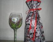 The Walking Dead Booze Bags, Wine Bottle Bags