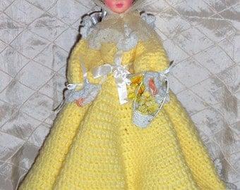 Vintage Fashion Doll, Sleepy Eyes, Hard Plastic, D2