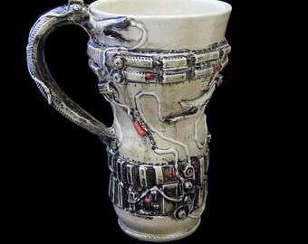 Tall Gadget Mug 24oz 700ml