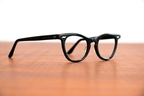 Vintage 1960s Victory USA Eyeglasses Frames Made in the