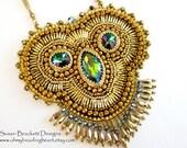 Gold Fever Bib Necklace SALE