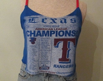 Texas Rangers Game Day Top