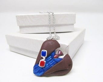 Tenth Doctor Heart Pendant