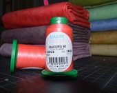 1 Spool - Isacord 40 Thread, Polyester, 1094 yds., Embroidery Thread 2922 / 1840