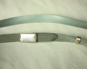 RARE Vintage Belt - Buckle - Belt can fit for Size S and M and L