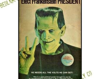 Vote Frank! - Print