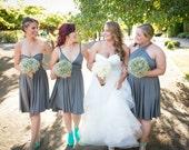 Multi Way Bridesmaid Dress