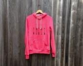 Arrows Hoodie, Gym Hoodie, Gift for a Guy, Cozy Sweatshirt