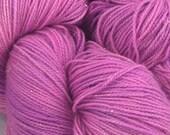 RAPUNZEL glitter superwash merino sock yarn