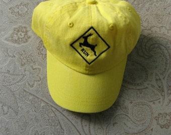 Toddler Youth Phish Fan  Baseball Cap Baby Phish Baseball Cap Running Antelope Hat