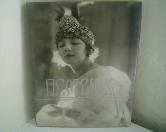 1920s Fashion Photography Book A Singular Elegance: the Photographs of Baron Adolph de Meyer Vintage Fashion History