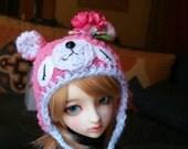 Sleepy Bear - SD hat
