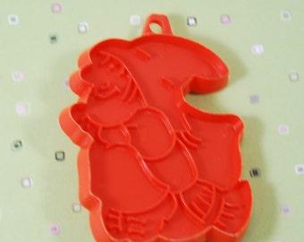 CC0063 Vintage Hallmark Witch Cookie Cutter