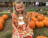 Mirabelle Fall Dress-  I can make 2 more