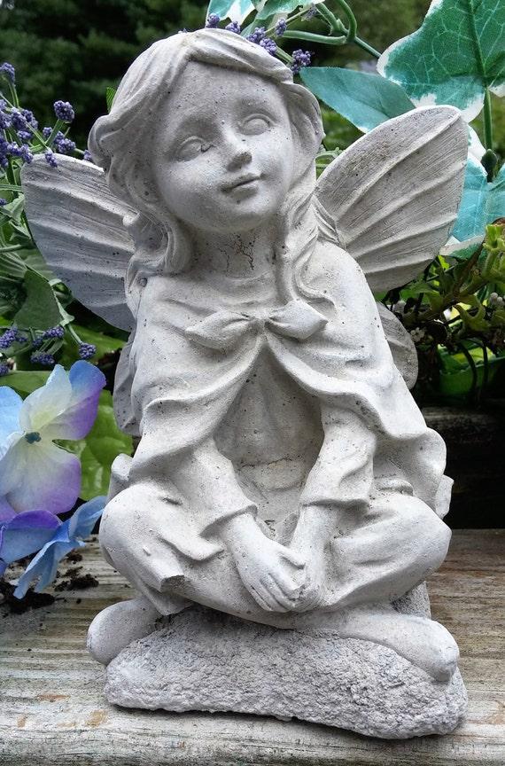 Concrete fairy statue - Fairy statues for sale ...