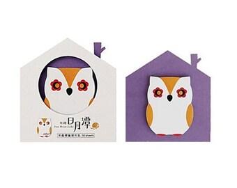 Owl Sticky Notes / Memo