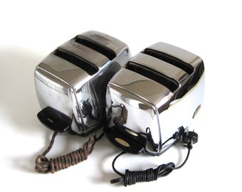 Sunbeam Radiant Control Toasters T-20B & T-35-1 (for repair or replacement parts)