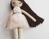 Mend Custom Order Rag Doll
