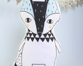 Wolf Plush Soft Toy
