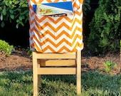 TANGERINE In Stock 14 inch VALUE Chair Pockets Teacher Classroom Organization Kindergarten Elementary School  Expandable Pocket