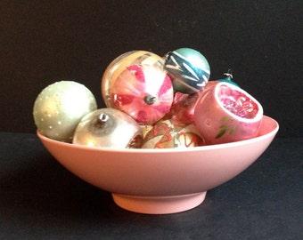 Boonton Pink Serving Bowl