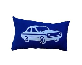 Car, Holden, Torana, Retro Printed Cushion Pillow