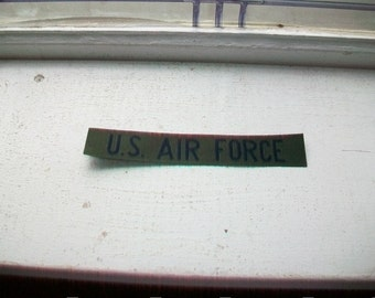 US Air Force Patch New Old Stock