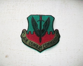 US Air Force Air Combat Command Patch New Old Stock