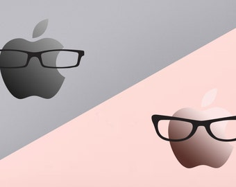 Apple Glasses For iPad and MacBook