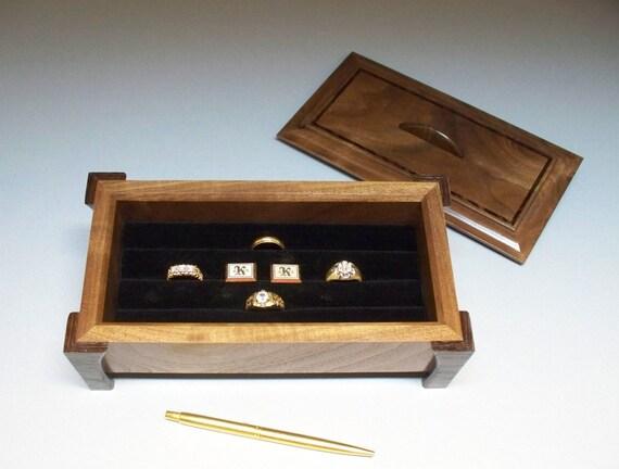 wooden jewelry box ring box ring holder jewelry box ring