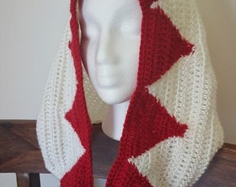 Final Fantasy White Mage Hood, Made to Order