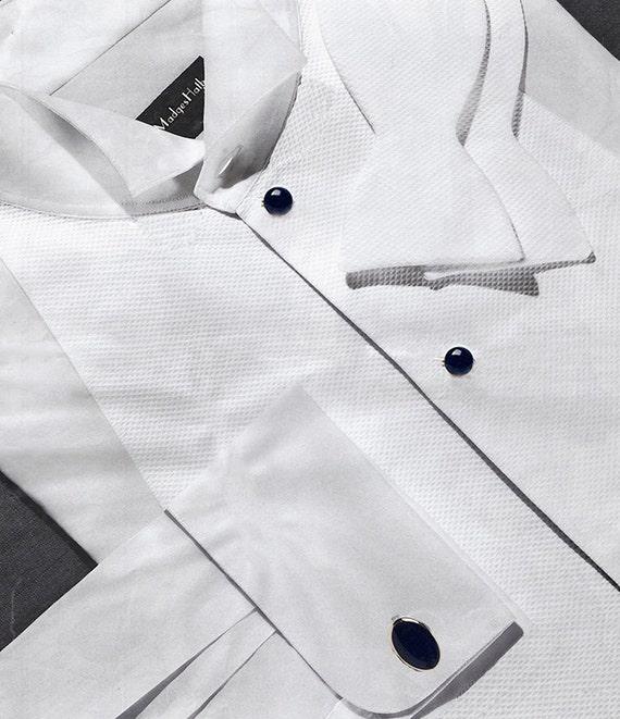 Onyx cuff links round shirt studs black oval cufflinks for Black studs for dress shirt