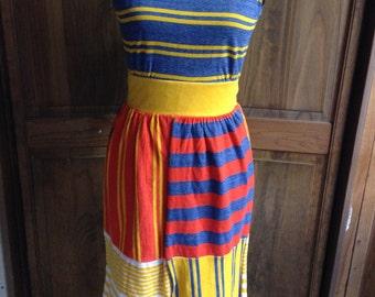 60s Cotton Day Dress
