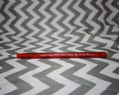 Vintage STAR WARS Pop-a-Point Pencil