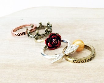 New set House stacking rings