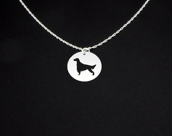 Irish Setter Necklace - Irish Setter Jewelry - Irish Setter Gift