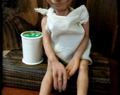 House Elf Art Doll