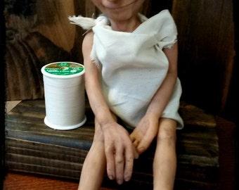 House Elf Art Doll