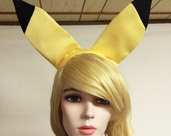 Pikachu Cosplay Ears