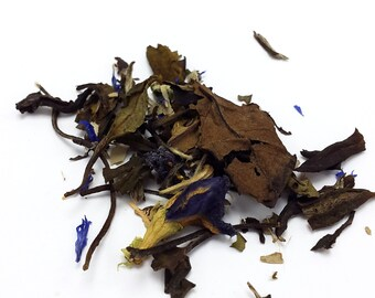 Ice Brandy White Tea - All Natural White Tea - Flavored Tea - Loose Leaf Tea - Handblended Tea - Video Games - Gifts for Gamers - Tea Gifts