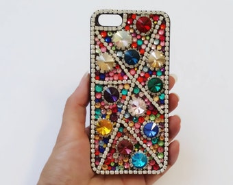 Crystal Rhinestones iPhone 5 Case, iPhone 5s Case, iphone 5, iphone 5s, iphone cover