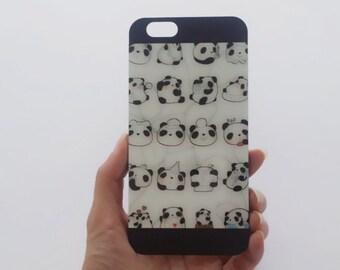 Panda  iPhone 6 Case, iPhone 6s Case, iPhone 6, iPhone cover, iPhone case