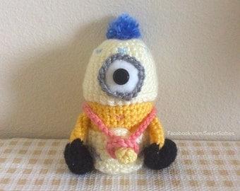 DISCOUNTED Ryou Bakura Amigurumi Crochet Doll Pattern