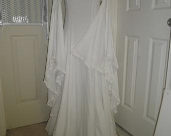 Renaissance Medieval Cotton Dress