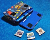Zelda Items and Enemies 3DS / 3DS XL / New 3DS Carrying Case - MADE to ORDER