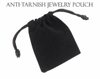 Anti tarnish jewelry etsy for Anti tarnish jewelry bags