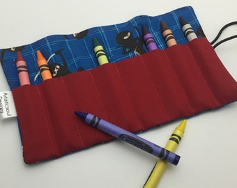 Crayon Roll Ninja, Martial Arts, Karate