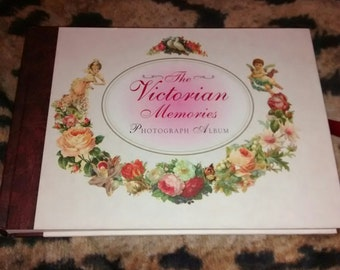 Victorian Memories Photo Album.....Unused Condition