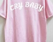 Cry Baby shirt S M L Xl 2Xl 3Xl