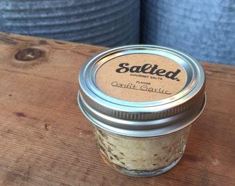 Organic Confit Garlic Salt